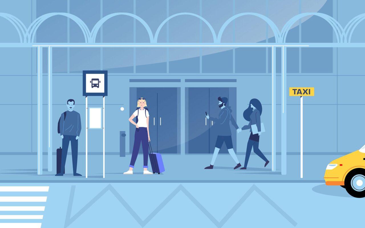 BKK E ticket launch campaign slide 1