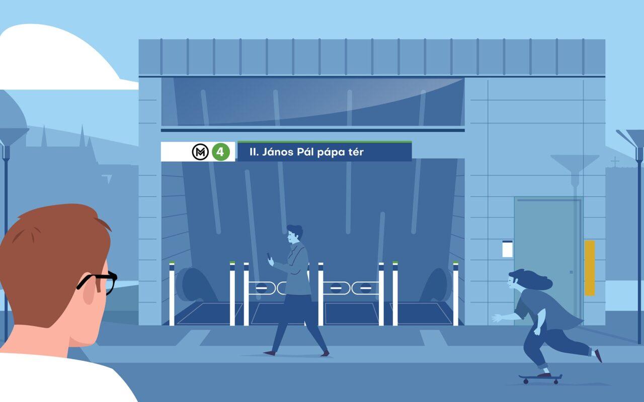 BKK E ticket launch campaign slide 16
