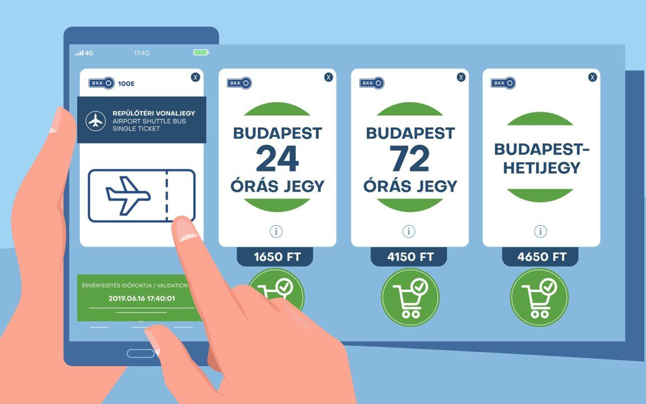 BKK E ticket launch campaign slide 9