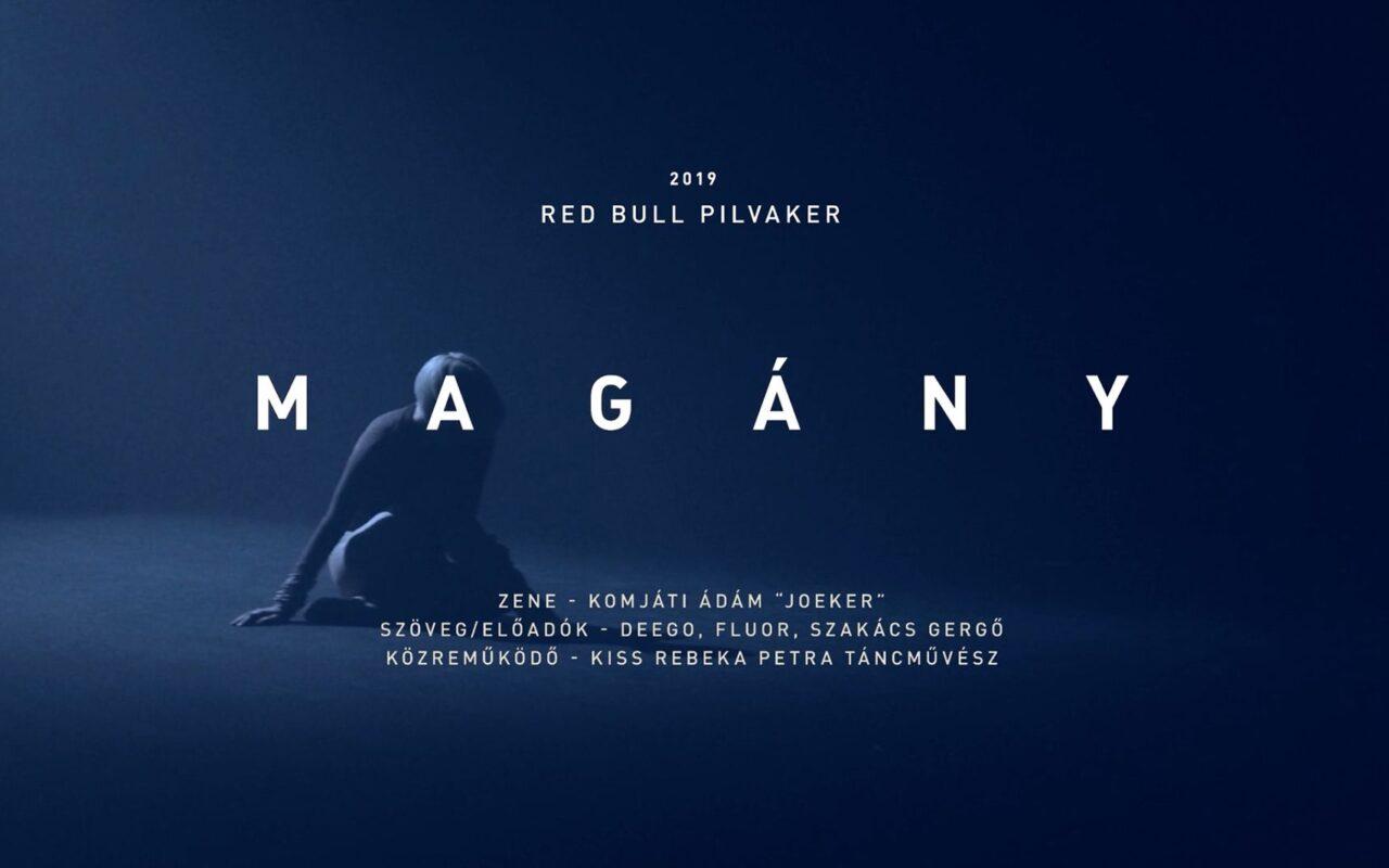 RED BULL PILVAKER Magány slide 20