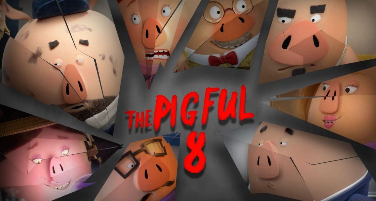 THE PIGFUL 8 Image series video 01